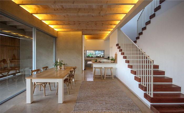 golany architect house sea galilee 14