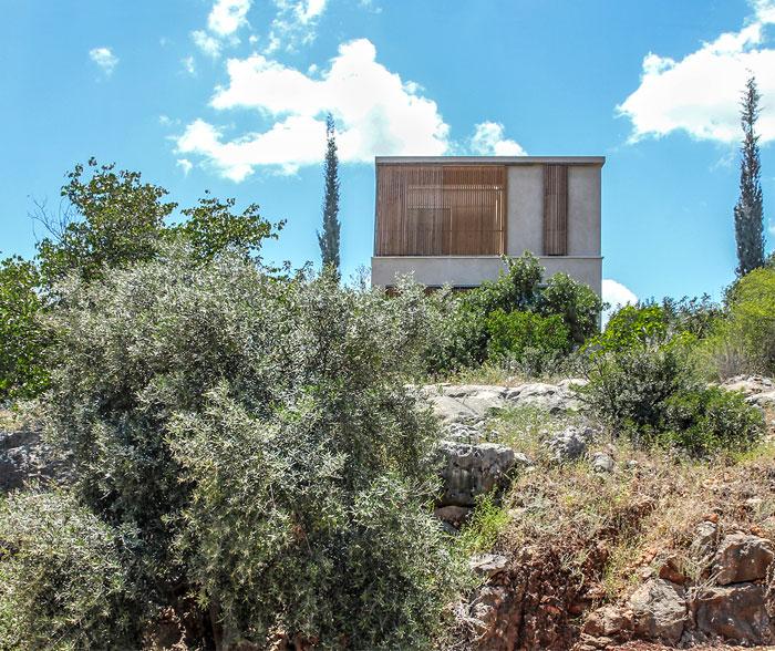 golany architect house sea galilee 16
