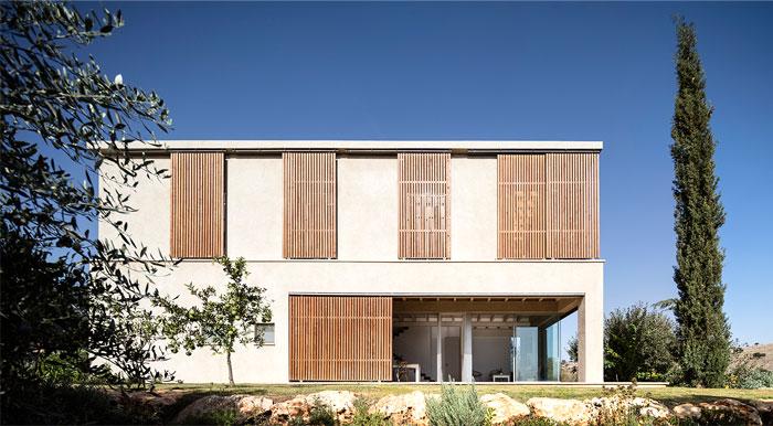 golany architect house sea galilee 18