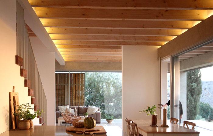 golany architect house sea galilee 20