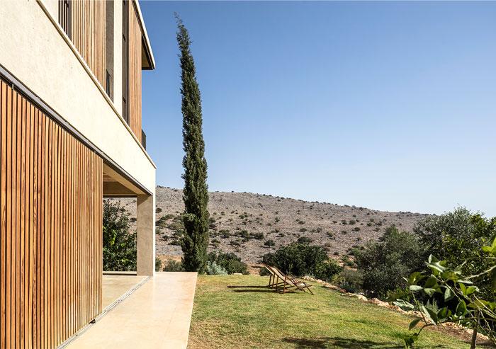 golany architect house sea galilee 22