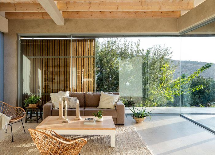 golany architect house sea galilee 26