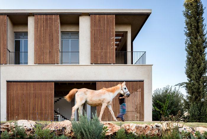 golany architect house sea galilee 27