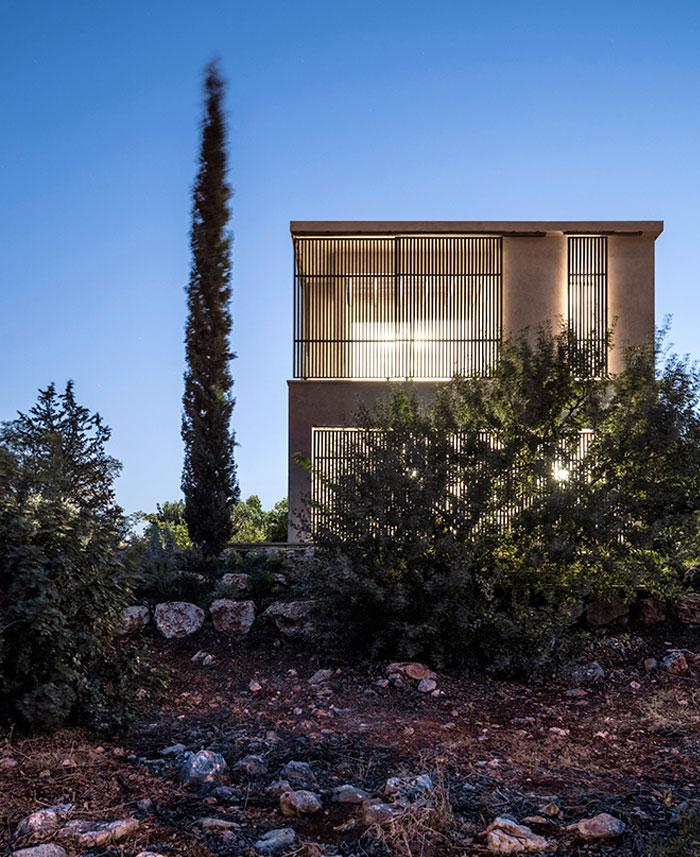 golany architect house sea galilee 28
