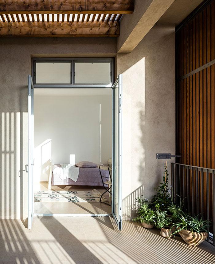 golany architect house sea galilee 29