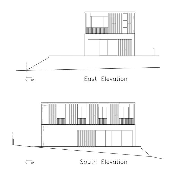 golany architect house sea galilee 4