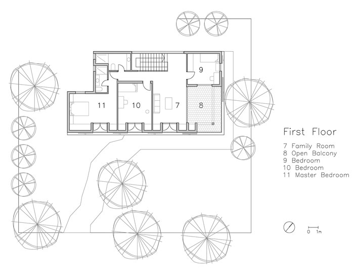 golany architect house sea galilee 5