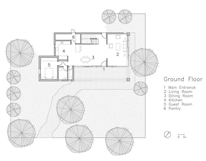 golany architect house sea galilee 6