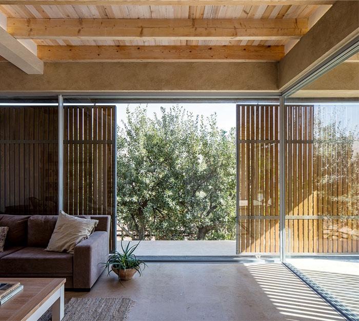 golany architect house sea galilee 7