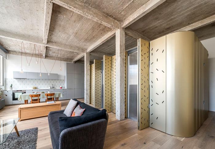 paris apartment sabo project 5