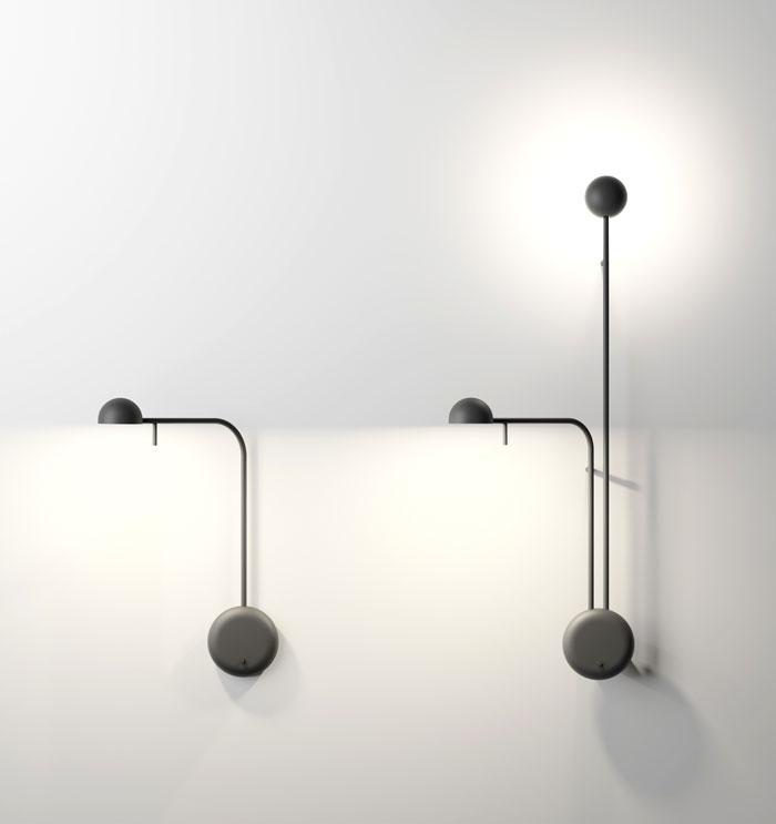 pin lighting ichiro iwasaki vibia 5