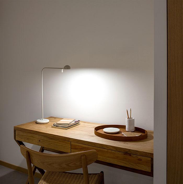 pin lighting ichiro iwasaki vibia 6