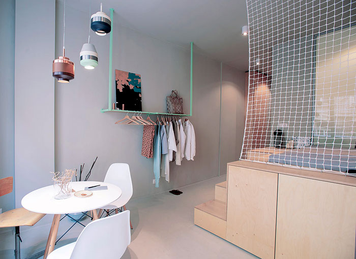 smart design ideas for tiny studio apartments