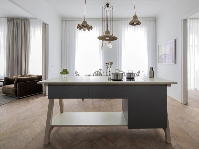 viennese apartment Destilat 23