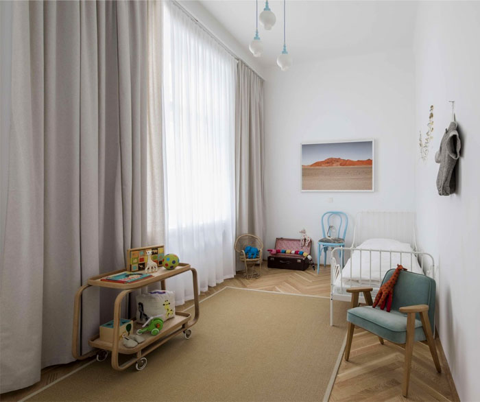viennese apartment Destilat 5