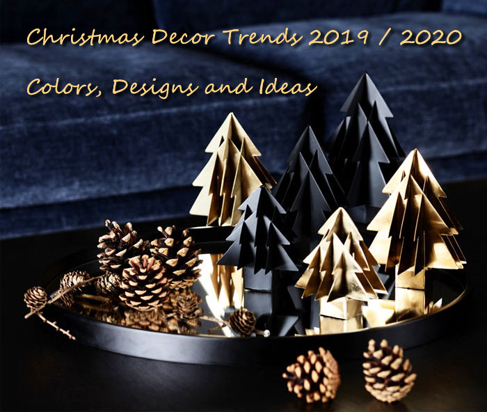 christmas trends 2019 2020