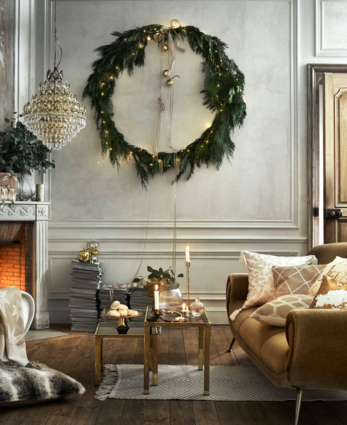 modern christmas decoration 2018 classic chic 13