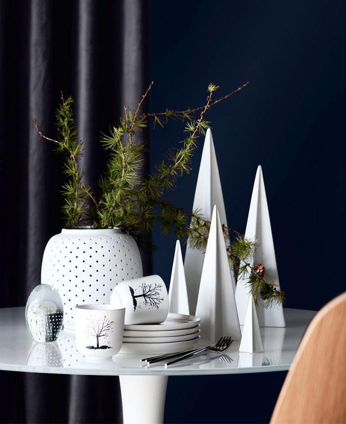 modern christmas decoration 2018 classic chic 28