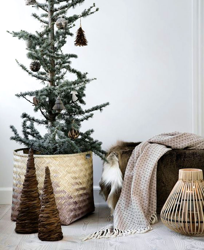 modern christmas decoration 2018 country chic 39