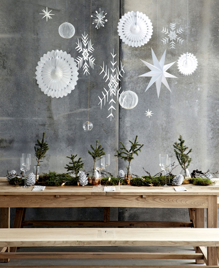 modern christmas decoration 2018 country chic 52