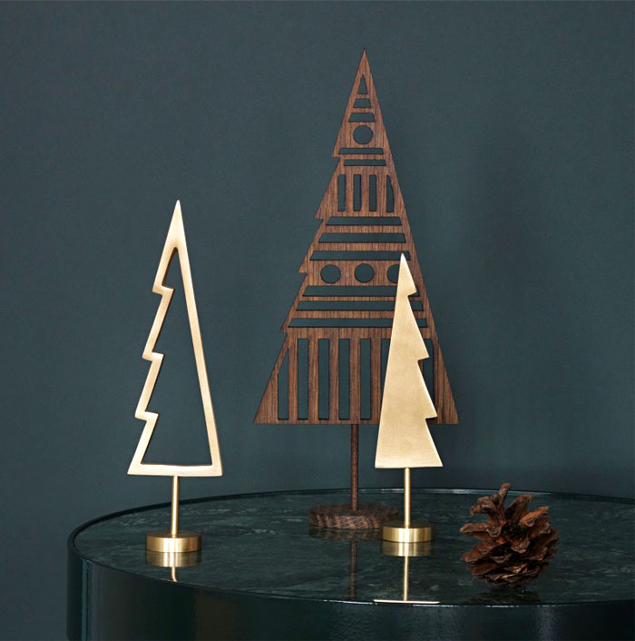modern christmas decoration 2018 urban chic 31
