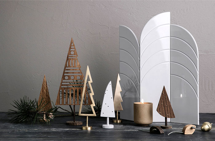 modern christmas decoration 2018 urban chic 53