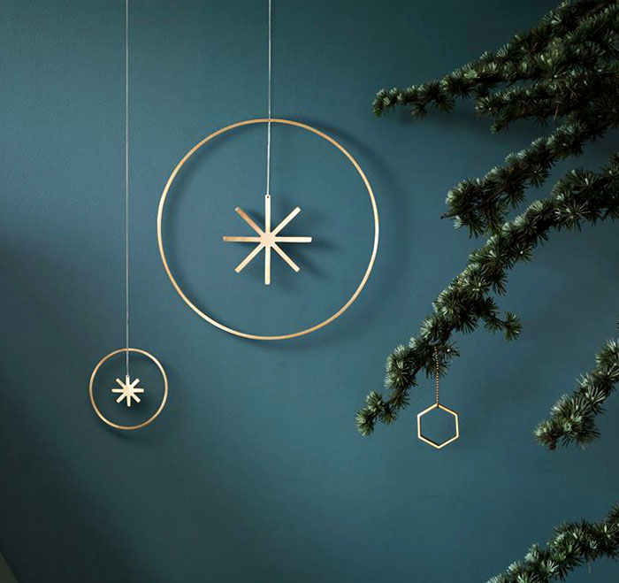 modern christmas decoration 2018 urban chic 9