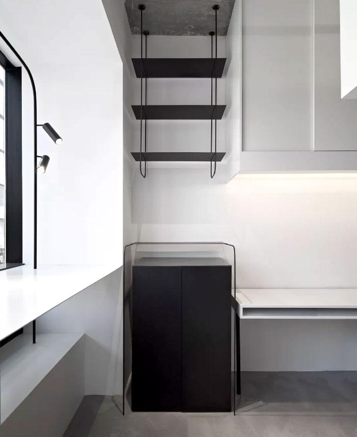 showroom decor minimalist furniture mddm studio 3