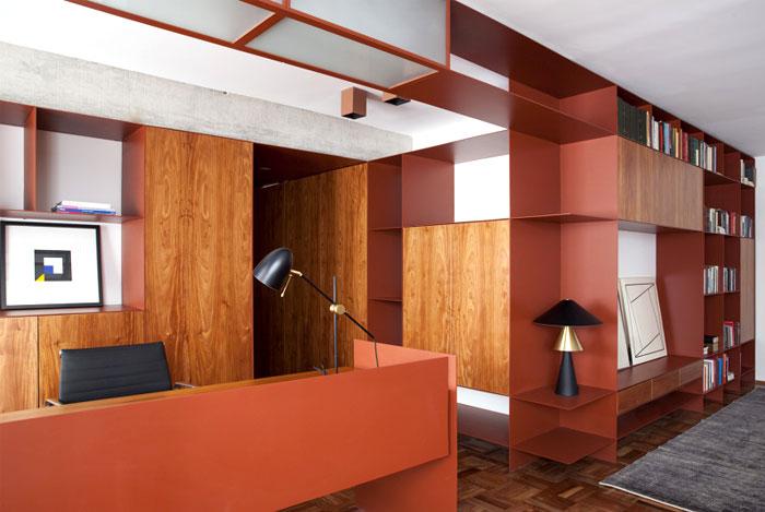 terracota apartment ar arquitetos 12