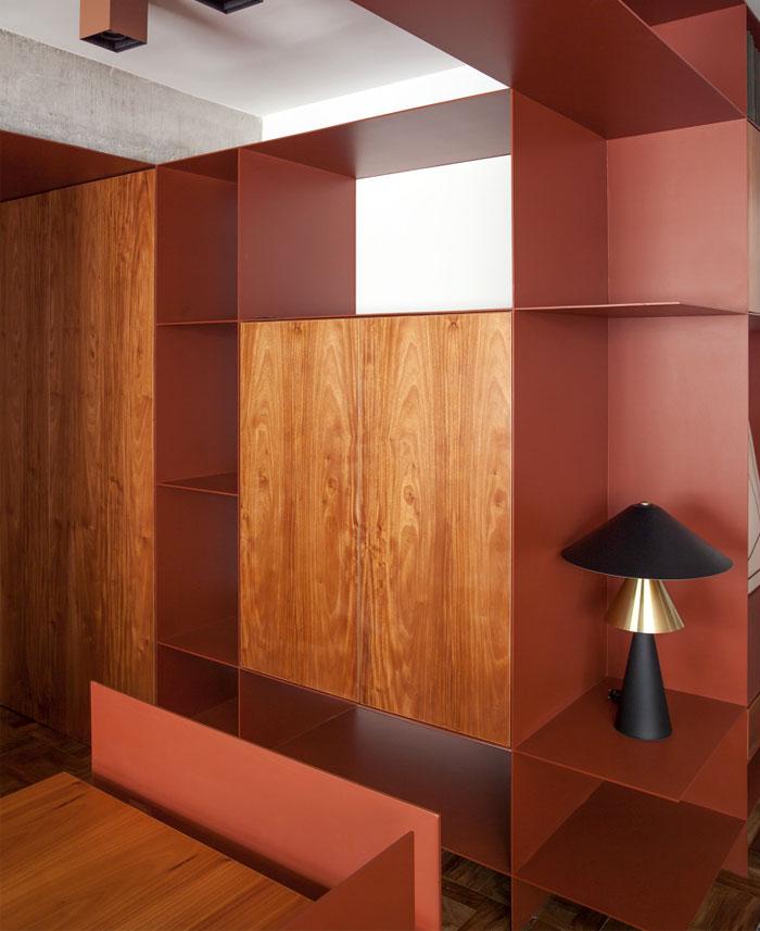 terracota apartment ar arquitetos 19