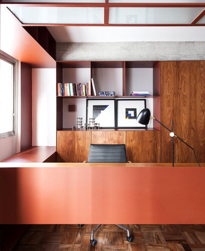 terracota apartment ar arquitetos 20