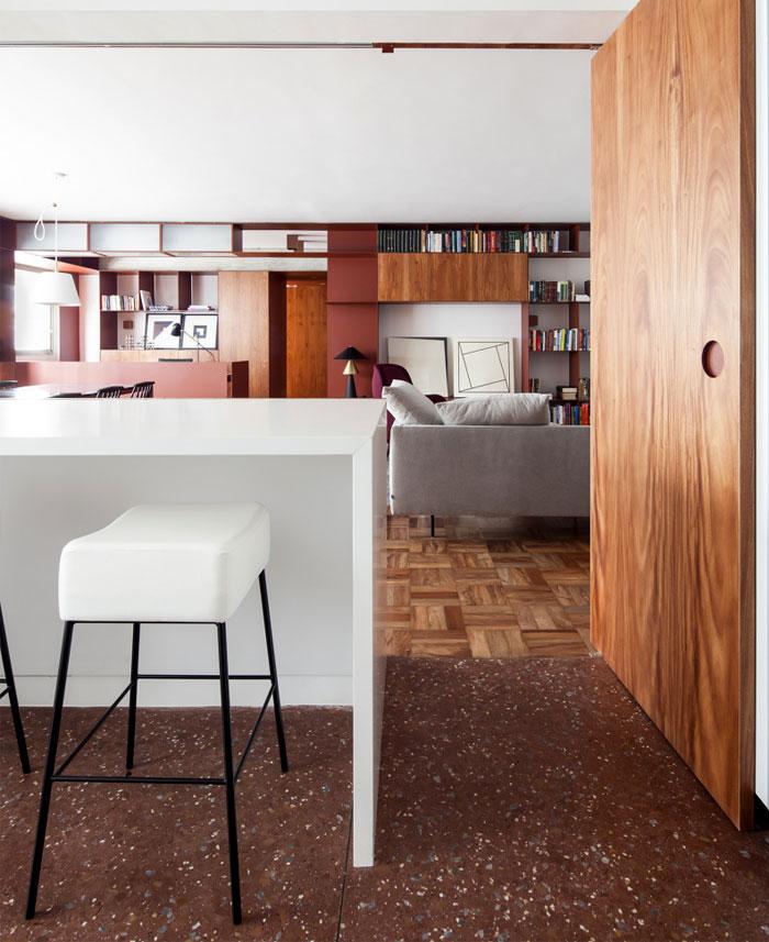 terracota apartment ar arquitetos 23