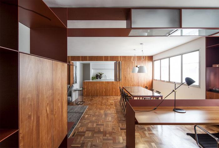 terracota apartment ar arquitetos 8