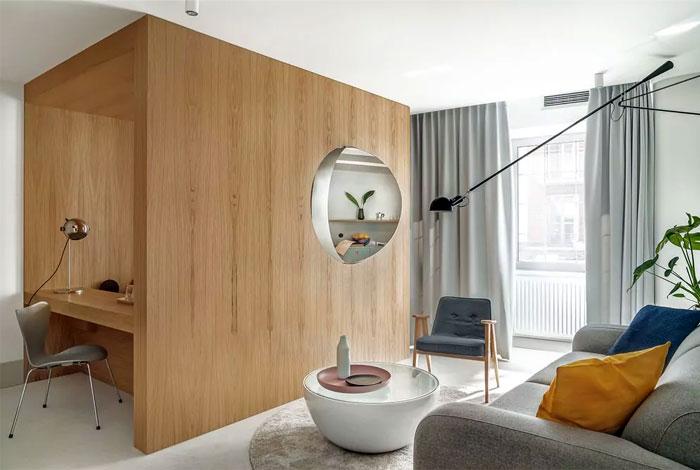 tiny apartment 30 sqm interurban 1