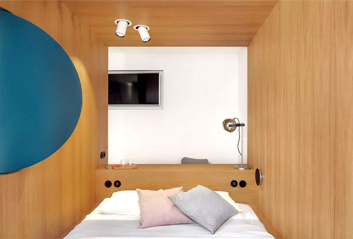 tiny apartment 30 sqm interurban 3