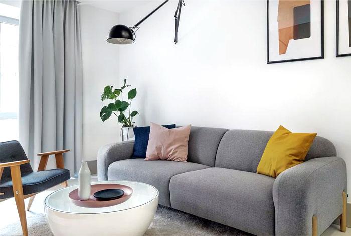 tiny apartment 30 sqm interurban 6