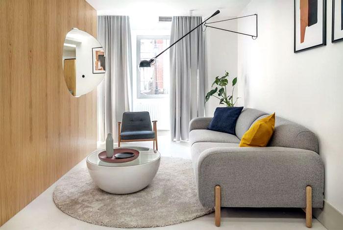 tiny apartment 30 sqm interurban 8