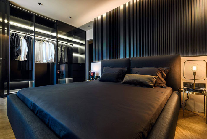 ultra modern apartment all in studio 11