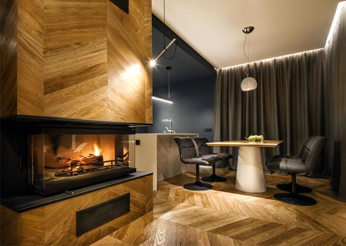 ultra modern apartment all in studio 5
