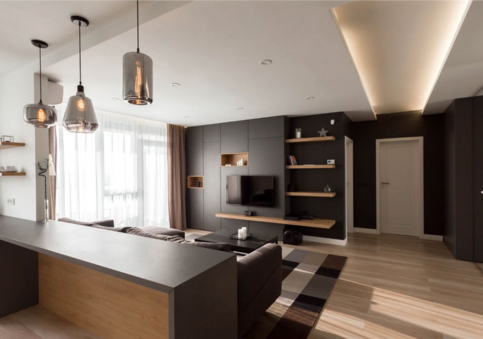 davidsign dark cozy 2 room apartment 3