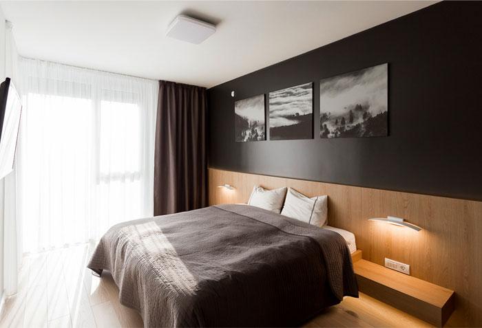 davidsign dark cozy 2 room apartment 6