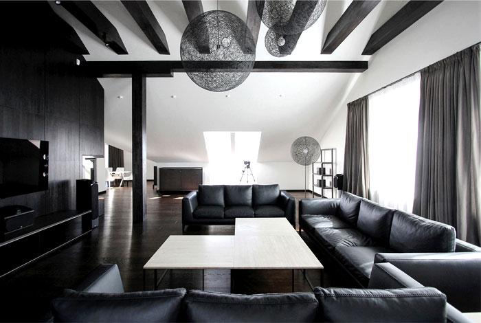 modern luxury penthouse kaliningrad 14