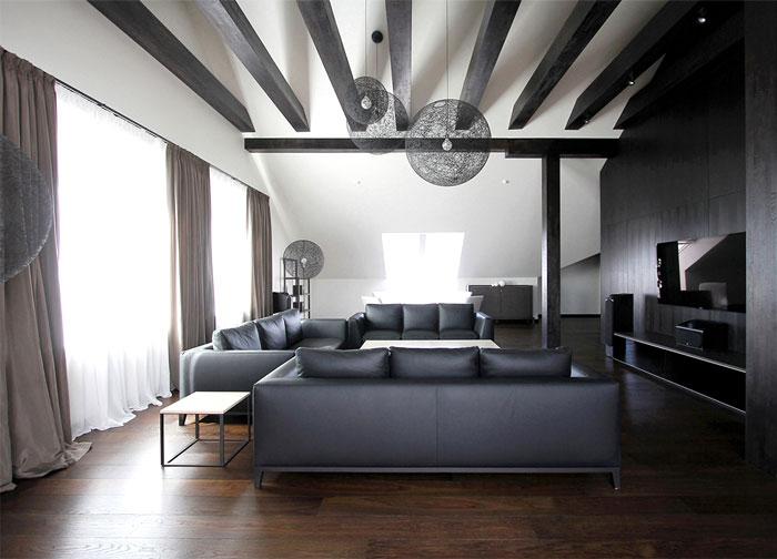 modern luxury penthouse kaliningrad 19