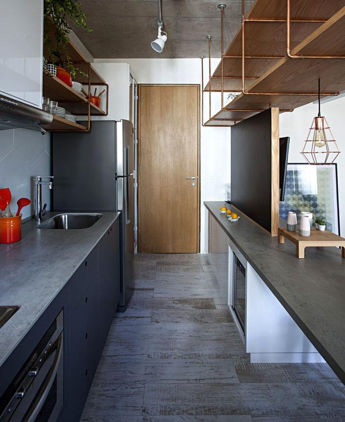 small studio apartment sao paulo 12