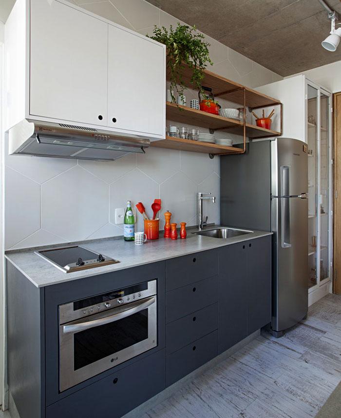 small studio apartment sao paulo 13
