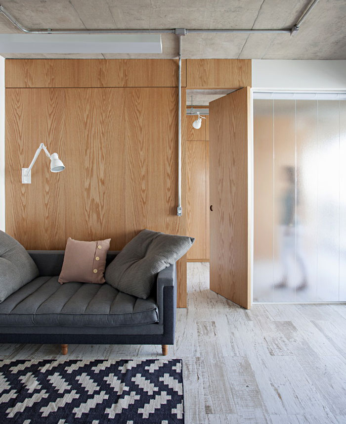 small studio apartment sao paulo 21