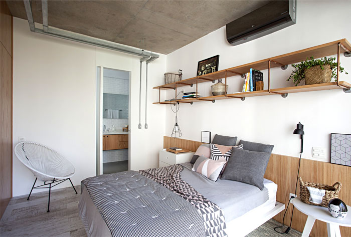 small studio apartment sao paulo 9