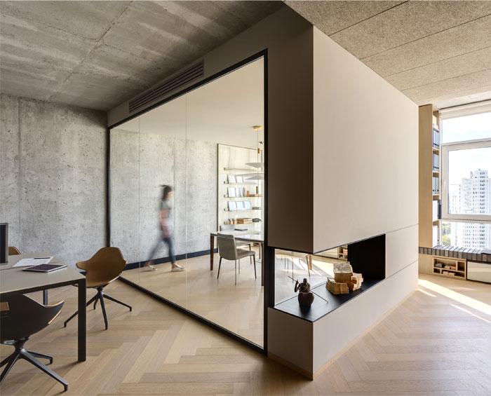 studio materia 174 office space 3