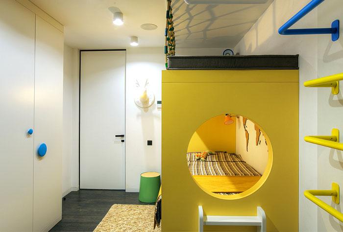 zooi studio apartment 22