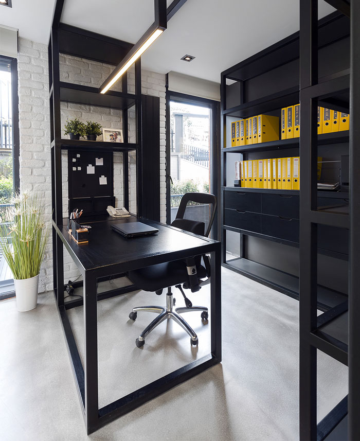 black yellow emre group office 27